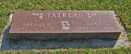 TATREAU, ANNIS - Cedar County, Nebraska | ANNIS TATREAU - Nebraska Gravestone Photos