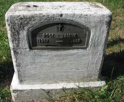 THOENE, ROSE - Cedar County, Nebraska | ROSE THOENE - Nebraska Gravestone Photos