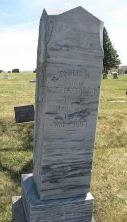 TINKCOM, ELDER M. - Cedar County, Nebraska   ELDER M. TINKCOM - Nebraska Gravestone Photos