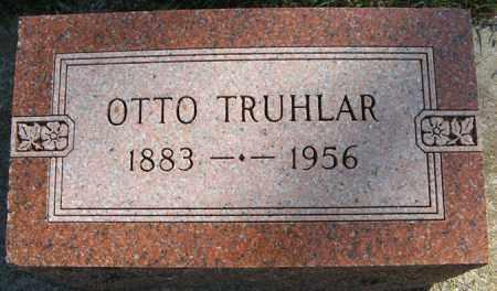 TRUHLAR, OTTO - Cedar County, Nebraska | OTTO TRUHLAR - Nebraska Gravestone Photos