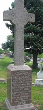 UHING, F.W. (REV.) - Cedar County, Nebraska | F.W. (REV.) UHING - Nebraska Gravestone Photos
