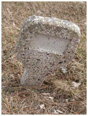 UNKNOWN, . - Cedar County, Nebraska   . UNKNOWN - Nebraska Gravestone Photos