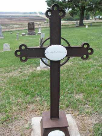 UNKNOWN, GEORG - Cedar County, Nebraska | GEORG UNKNOWN - Nebraska Gravestone Photos