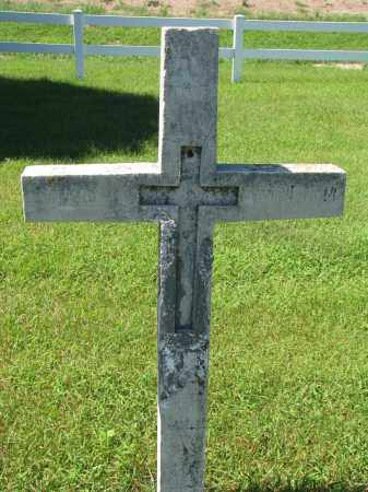 UNKNOWN, MARY ? - Cedar County, Nebraska | MARY ? UNKNOWN - Nebraska Gravestone Photos