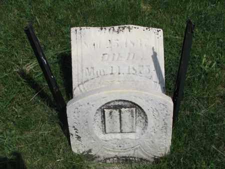 UNKNOWN, MC........ - Cedar County, Nebraska   MC........ UNKNOWN - Nebraska Gravestone Photos