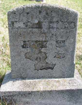 UNKNOWN, UNKNOWN - Cedar County, Nebraska | UNKNOWN UNKNOWN - Nebraska Gravestone Photos
