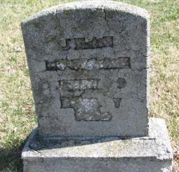 UNKNOWN, UNKNOWN - Cedar County, Nebraska | UNKNOWN UNKNOWN - Nebraska Gravestone Photos