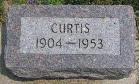 VIERGUTZ, CURTIS - Cedar County, Nebraska | CURTIS VIERGUTZ - Nebraska Gravestone Photos