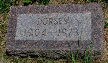 VIERGUTZ, DORSEY - Cedar County, Nebraska   DORSEY VIERGUTZ - Nebraska Gravestone Photos
