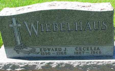 WIEBELHAUS, CECELIA - Cedar County, Nebraska   CECELIA WIEBELHAUS - Nebraska Gravestone Photos