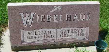 WIEBELHAUS, WILLIAM - Cedar County, Nebraska | WILLIAM WIEBELHAUS - Nebraska Gravestone Photos