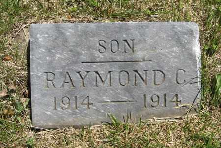WINTERRINGER, RAYMOND C. - Cedar County, Nebraska   RAYMOND C. WINTERRINGER - Nebraska Gravestone Photos