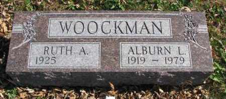 WOOCKMAN, RUTH A. - Cedar County, Nebraska   RUTH A. WOOCKMAN - Nebraska Gravestone Photos