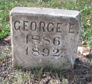 KRAUSE, GEORGE E. - Cedar County, Nebraska   GEORGE E. KRAUSE - Nebraska Gravestone Photos