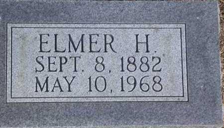 CARPENTER, ELMER HENRY - Chase County, Nebraska | ELMER HENRY CARPENTER - Nebraska Gravestone Photos