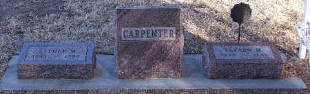 CARPENTER, ESTHER MAYBEL (MAE) - Chase County, Nebraska | ESTHER MAYBEL (MAE) CARPENTER - Nebraska Gravestone Photos