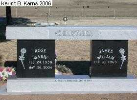 CHRISTNER, JAMES WILLIAM - Chase County, Nebraska | JAMES WILLIAM CHRISTNER - Nebraska Gravestone Photos