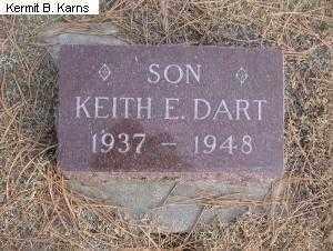 DART, KEITH - Chase County, Nebraska   KEITH DART - Nebraska Gravestone Photos