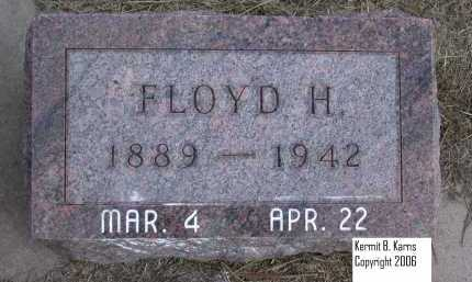 DE HART, FLOYD H. - Chase County, Nebraska | FLOYD H. DE HART - Nebraska Gravestone Photos