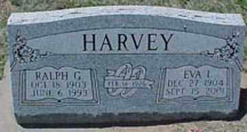 HARVEY, EVA L. - Chase County, Nebraska   EVA L. HARVEY - Nebraska Gravestone Photos