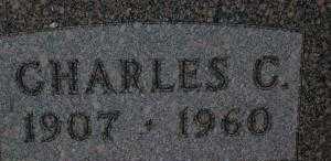 HIXON, CHARLES C. - Chase County, Nebraska | CHARLES C. HIXON - Nebraska Gravestone Photos