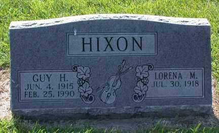 HIXON, LORENA MAY - Chase County, Nebraska   LORENA MAY HIXON - Nebraska Gravestone Photos