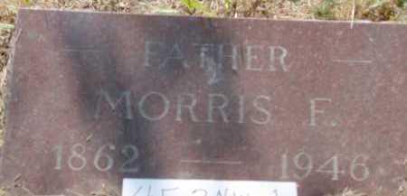 HUMMEL, MORRIS FRANKLIN - Chase County, Nebraska | MORRIS FRANKLIN HUMMEL - Nebraska Gravestone Photos