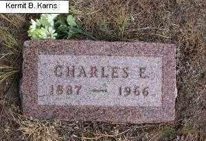 KNOTWELL, CHARLES E. - Chase County, Nebraska | CHARLES E. KNOTWELL - Nebraska Gravestone Photos