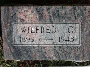 MADDUX, WILFRED G. - Chase County, Nebraska | WILFRED G. MADDUX - Nebraska Gravestone Photos