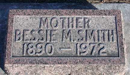 SMITH, BESSIE MAE - Chase County, Nebraska | BESSIE MAE SMITH - Nebraska Gravestone Photos