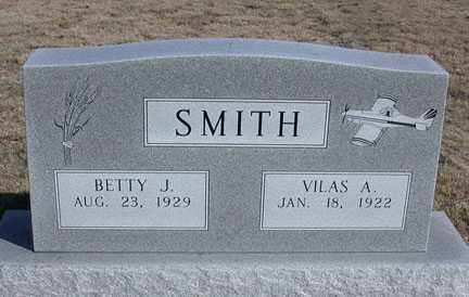 SMITH, BETTY J. - Chase County, Nebraska | BETTY J. SMITH - Nebraska Gravestone Photos