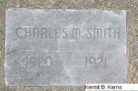 SMITH, CHARLES MARVIN - Chase County, Nebraska | CHARLES MARVIN SMITH - Nebraska Gravestone Photos