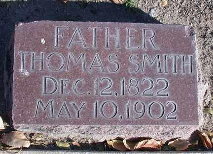 SMITH, THOMAS - Chase County, Nebraska   THOMAS SMITH - Nebraska Gravestone Photos