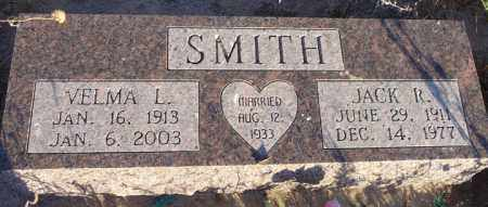 SMITH, VELMA - Chase County, Nebraska | VELMA SMITH - Nebraska Gravestone Photos