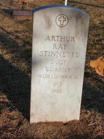STINNETTE, ARTHUR RAY - Chase County, Nebraska | ARTHUR RAY STINNETTE - Nebraska Gravestone Photos