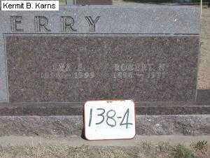 TERRY, ROBERT NAY - Chase County, Nebraska | ROBERT NAY TERRY - Nebraska Gravestone Photos