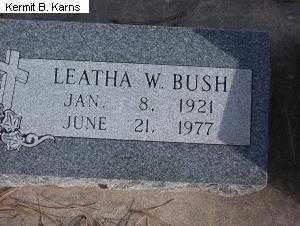 TROXEL, LEATHA WAUNETA - Chase County, Nebraska   LEATHA WAUNETA TROXEL - Nebraska Gravestone Photos