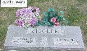 MASHEK 1907-1997 ZIEGLER, SYLVIA ROSE - Chase County, Nebraska   SYLVIA ROSE MASHEK 1907-1997 ZIEGLER - Nebraska Gravestone Photos