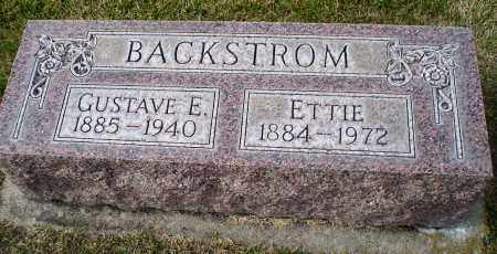 BACKSTROM, GUSTAVE - Cherry County, Nebraska | GUSTAVE BACKSTROM - Nebraska Gravestone Photos