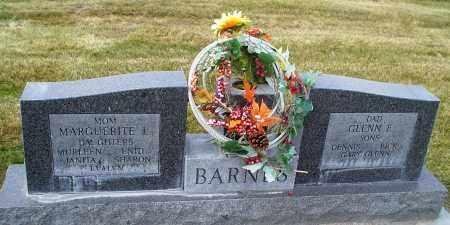 BARNES, MARGUERITE L. - Cherry County, Nebraska   MARGUERITE L. BARNES - Nebraska Gravestone Photos