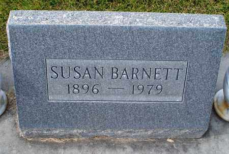 BARNETT, SUSAN - Cherry County, Nebraska | SUSAN BARNETT - Nebraska Gravestone Photos