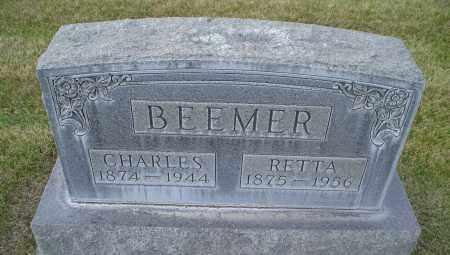 BEEMER, CHARLES - Cherry County, Nebraska | CHARLES BEEMER - Nebraska Gravestone Photos