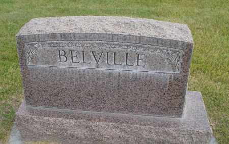 BELVILLE, (FAMILY) - Cherry County, Nebraska | (FAMILY) BELVILLE - Nebraska Gravestone Photos