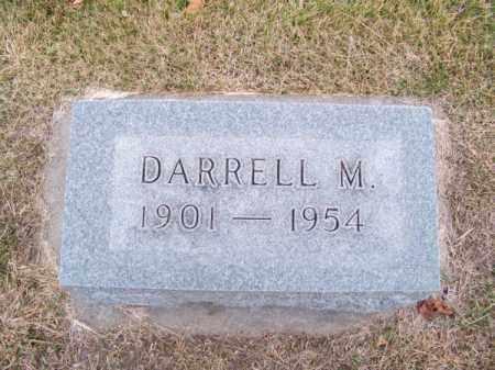 BISHOP, DARRELL M. - Cherry County, Nebraska | DARRELL M. BISHOP - Nebraska Gravestone Photos