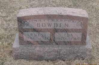 BOWDEN,  - Cherry County, Nebraska |  BOWDEN - Nebraska Gravestone Photos