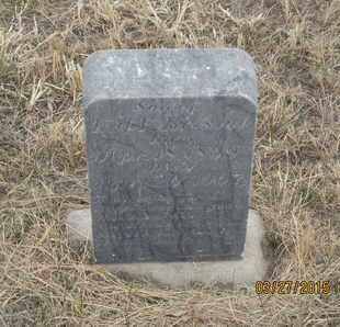 BRISTOL, SON - Cherry County, Nebraska | SON BRISTOL - Nebraska Gravestone Photos