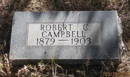 CAMPBELL, ROBERT  C. - Cherry County, Nebraska   ROBERT  C. CAMPBELL - Nebraska Gravestone Photos