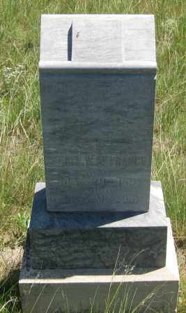 DEFRANCE, SAMUEL  W. - Cherry County, Nebraska | SAMUEL  W. DEFRANCE - Nebraska Gravestone Photos