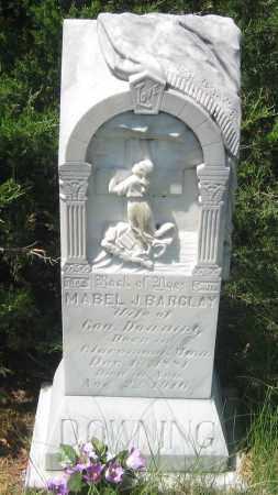 DOWNING, MABEL  J. - Cherry County, Nebraska | MABEL  J. DOWNING - Nebraska Gravestone Photos