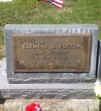 FOSTER, CLEMENT L. - Cherry County, Nebraska | CLEMENT L. FOSTER - Nebraska Gravestone Photos